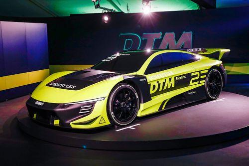 Electric car unveil