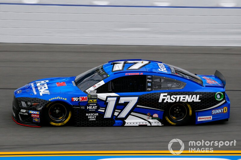 5. Ricky Stenhouse Jr., Roush Fenway Racing, Ford Mustang Fastenal