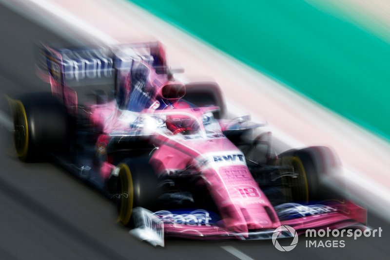 Lance Stroll, Racing Point F1 Team RP19