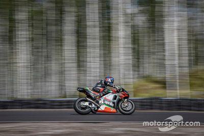 MotoGP-Test auf dem Kymi-Ring