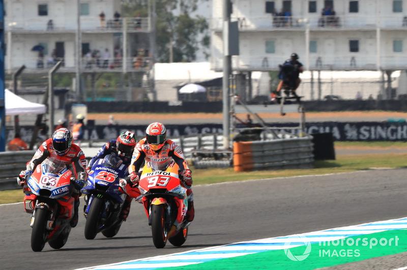 MotoGP Thailand: Menang