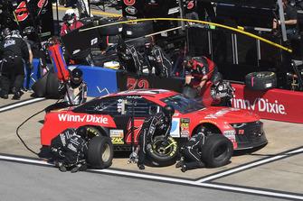 Corey LaJoie, TriStar Motorsports, Chevrolet Camaro Winn Dixie