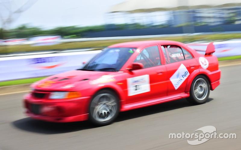 Daniel M. Rumumpe, Gazpoll Racing Team