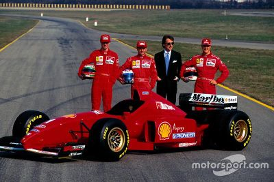 Презентация Ferrari 312T