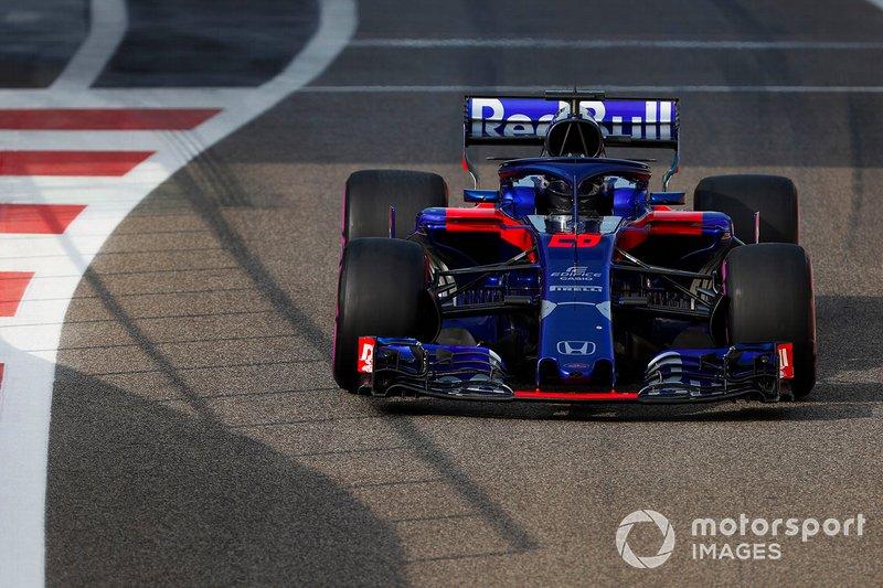 Daniil Kvyat, Toro Rosso STR13