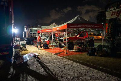 Test Dakar