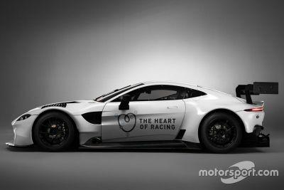 Heart of Racing announcement