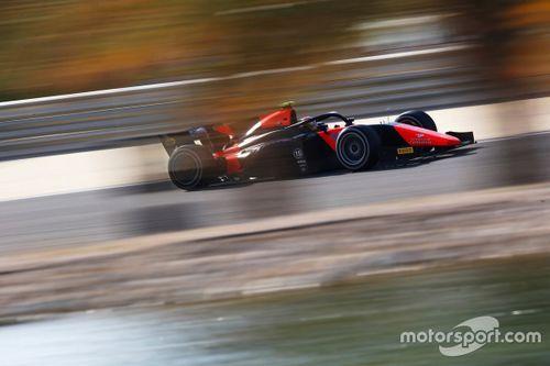 Formel-2-Test in Sachir