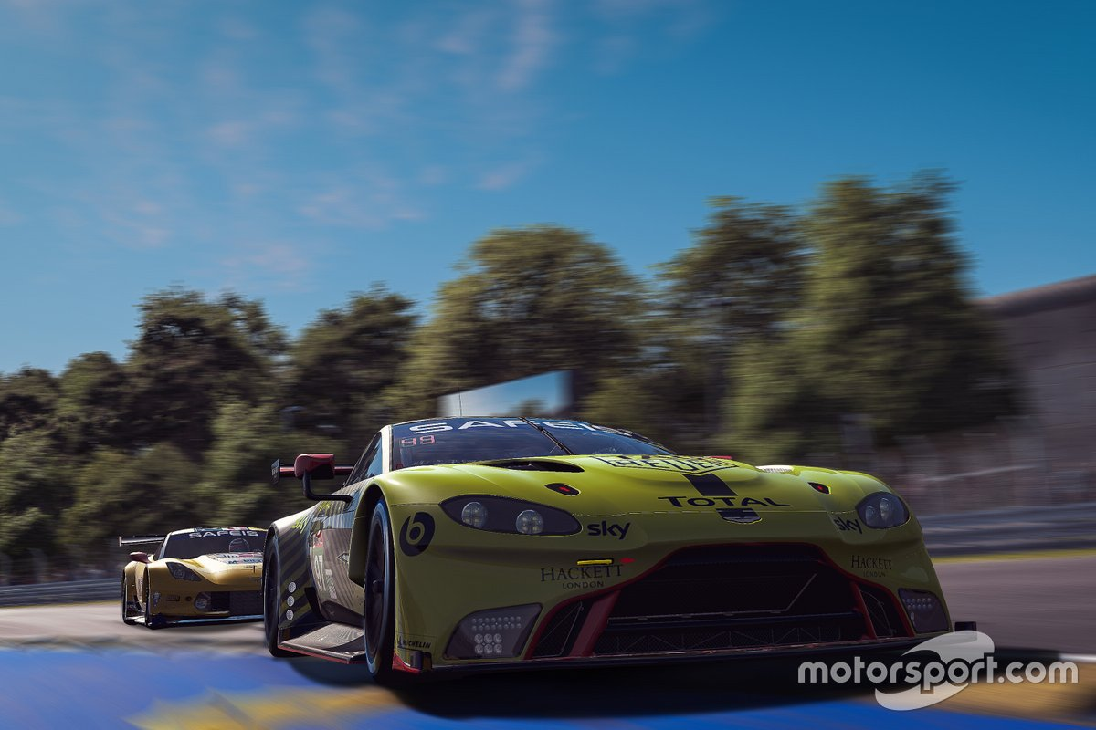 Motorsport Games Enters into Binding Term Sheet to Acquire Developer Studio397 and its rFactor 2 Simulation Platform.