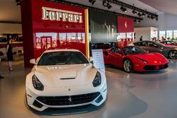 Ferrari display