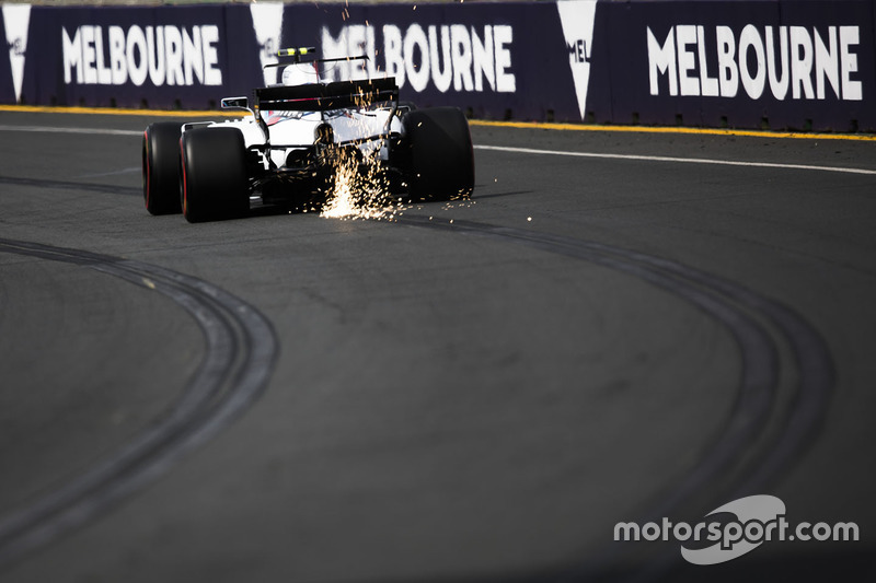 F1, Melbourne 2017: Lance Stroll, Williams FW40