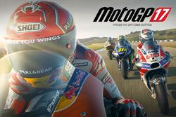 MotoGP 17: Startbildschirm