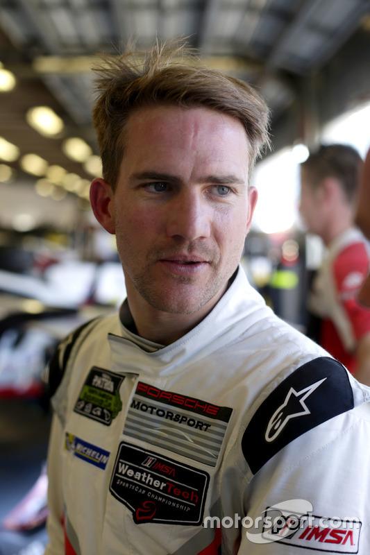 Dirk Werner, Porsche Team North America