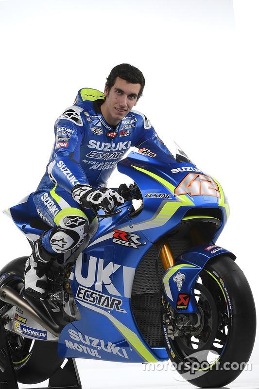 Alex Rins, Team Suzuki Ecstar MotoGP
