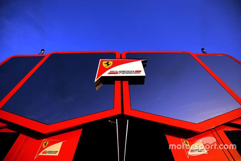 Motorhome: Ferrari