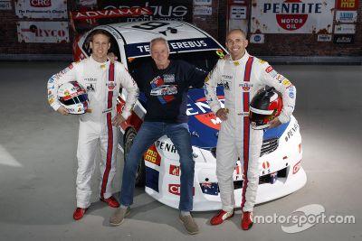Livrée rétro du Erebus Motorsport