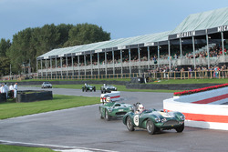 Freddie March Memorial Trophy - 1955 Aston Martin DB3S, Steve Boultbee Brooks