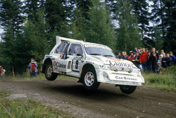 Per Eklund, Dave Whittock, MG Metro 6R4