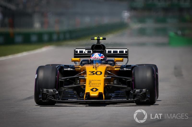 11. Джолион Палмер, Renault