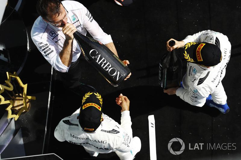 Felicidad completa para Mercedes