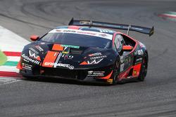 Lamborghini Huracan-S.GTCup #102, Antonelli Motorsport: Kasai-Basz
