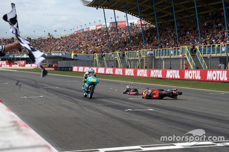 Joan Mir, Leopard Racing, Bo Bendsneyder, Red Bull KTM Ajo
