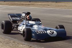 Франсуа Север, Tyrrell 002 Ford