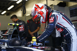 Kevin Magnussen, Haas F1 Team F1