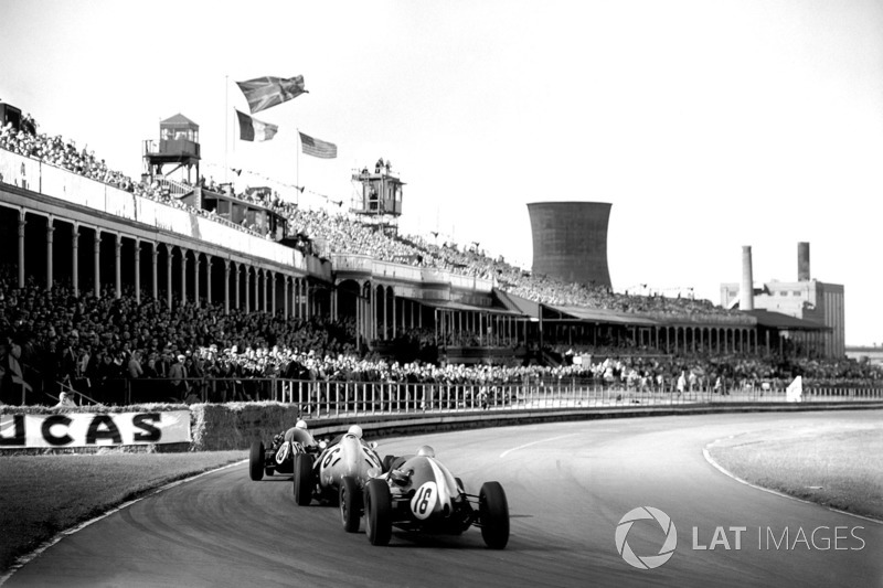 10. Брюс Макларен (№16) – третье место на Гран При Великобритании 1959 года
