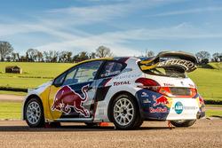 Автомобиль Кевина Хансена, Team Peugeot Hansen