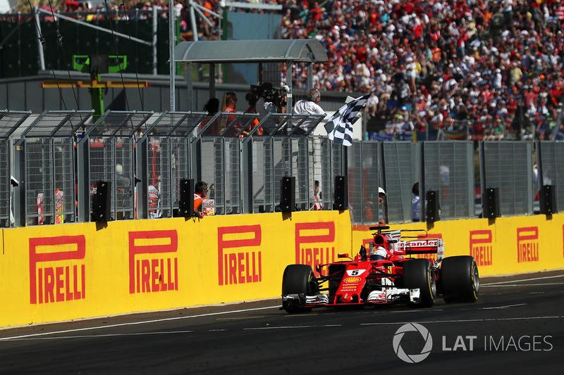 2 місце — Себастьян Феттель, Ferrari — 294