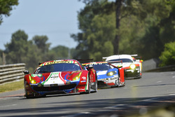 #51 AF Corse Ferrari 488 GTE: James Calado, Alessandro Pier Guidi, Michele Rugolo