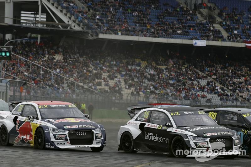 Reinis Nitiss, EKS, Audi S1 EKS RX Quattro, Reinis Nitiss, EKS, Audi S1 EKS RX Quattro