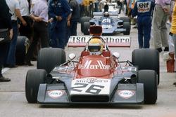 Graham McRae, Williams IR01