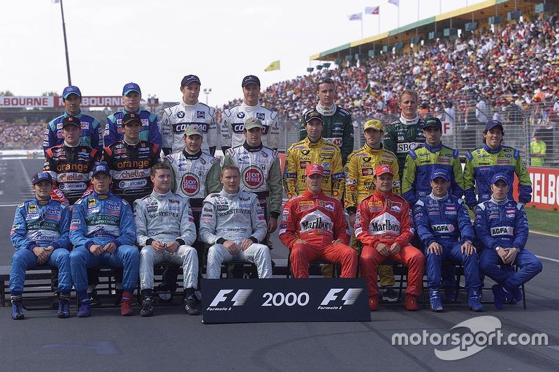Les rookies de la saison 2000