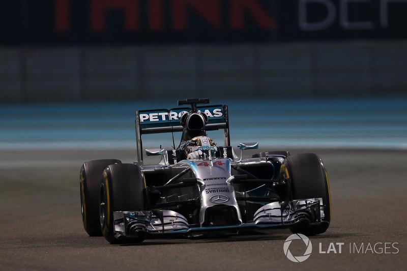 2014: Lewis Hamilton, Mercedes AMG F1 W05