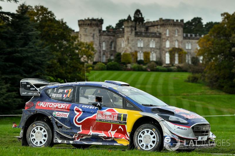 Rallye-WM (WRC): M-Sport, Ford Fiesta WRC