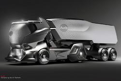 Audi kamion tanulmány