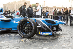 Renault e.Dams on display in Rome