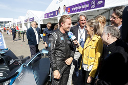 Ніко Росберг, Formula 1 World Champion, Formula E investor, з новим болідом Формули Е