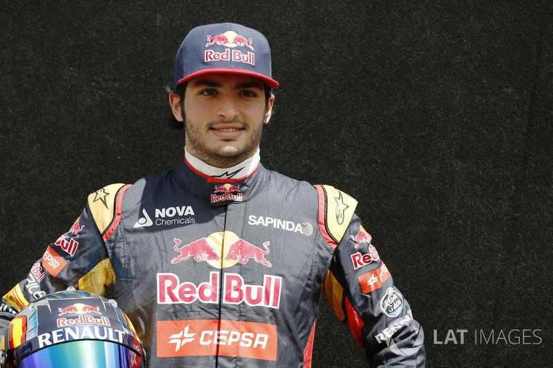 Carlos Sainz, Toro Rosso (2015)