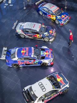 Маттіас Екстрьом та машини DTM та його EKS Audi S1 quattro WRX