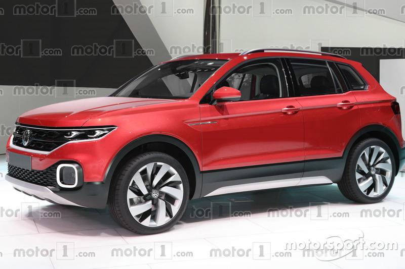 VW Polo SUV (2018)