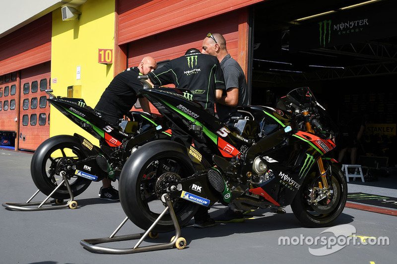 Мотоцикли Жоанна Зарко, Monster Yamaha Tech 3