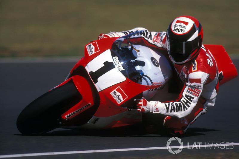 1992 - Вейн Рейні, Yamaha