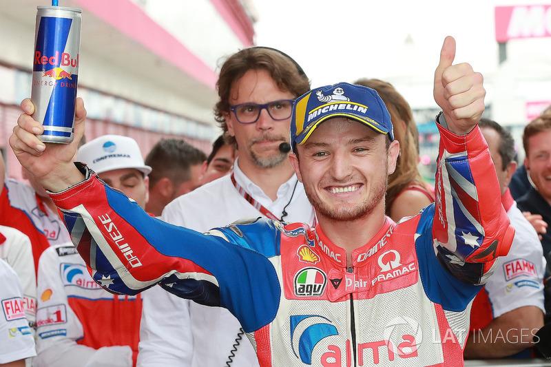 #2 GP d'Argentine - Pole : Jack Miller