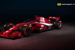 Ліврея Alfa Romeo Sauber