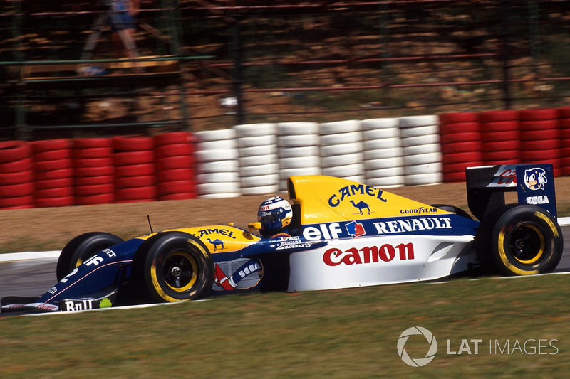 9. Williams FW15C, Formula 1