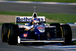 Jacques Villeneuve, Williams FW19