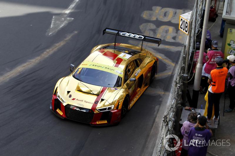 Робин Фрейнс, Audi Sport Team WRT, Audi R8 LMS